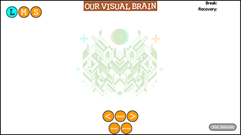 Vergence Vision Therapy Activity